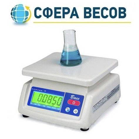 Весы фасовочные CERTUS CBCp (6 кг), фото 2