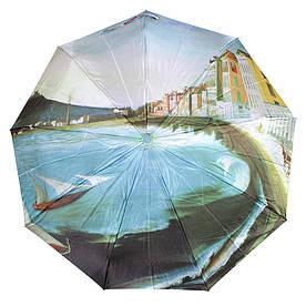 Зонт складной Залив