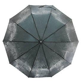 Зонт складной Серый