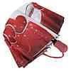 Зонт складной полуавтомат Сердца, фото 3