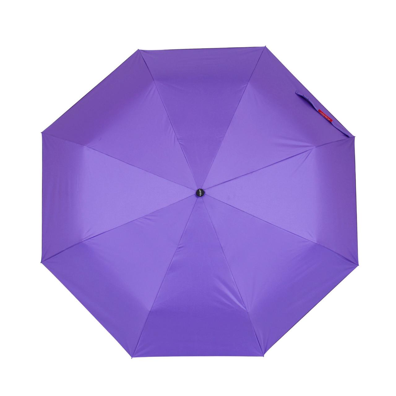 Зонт складной механический Фиолетовый
