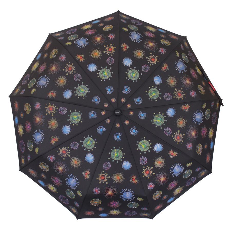 Зонт складаний автомат Феєрверк