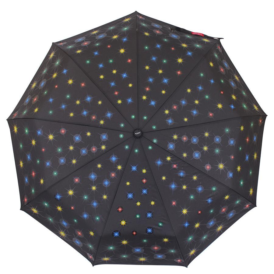 Зонт складной  автомат  Вспышки