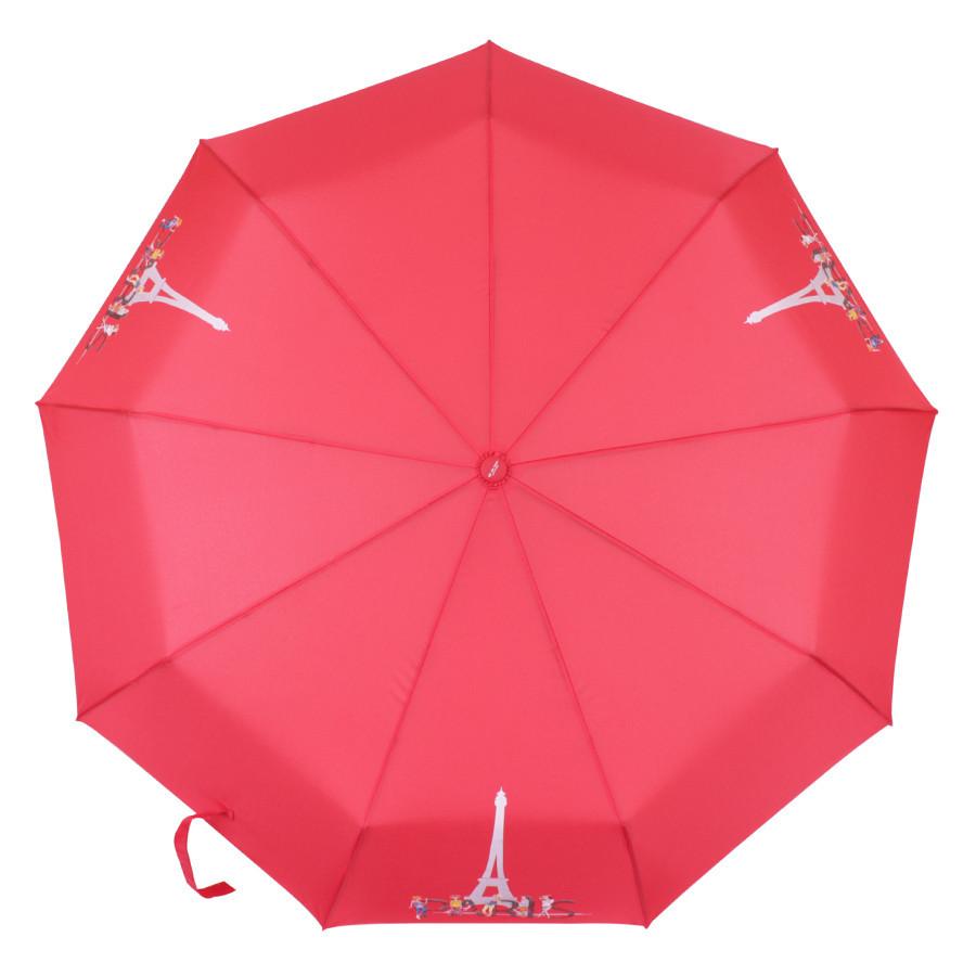 Складной зонт автомат Париж
