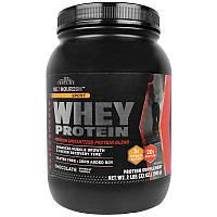 """21st Century, """"ReNourish спортивный"""", сывороточный белок с шоколадным вкусом, 32 унции (908 г)"""