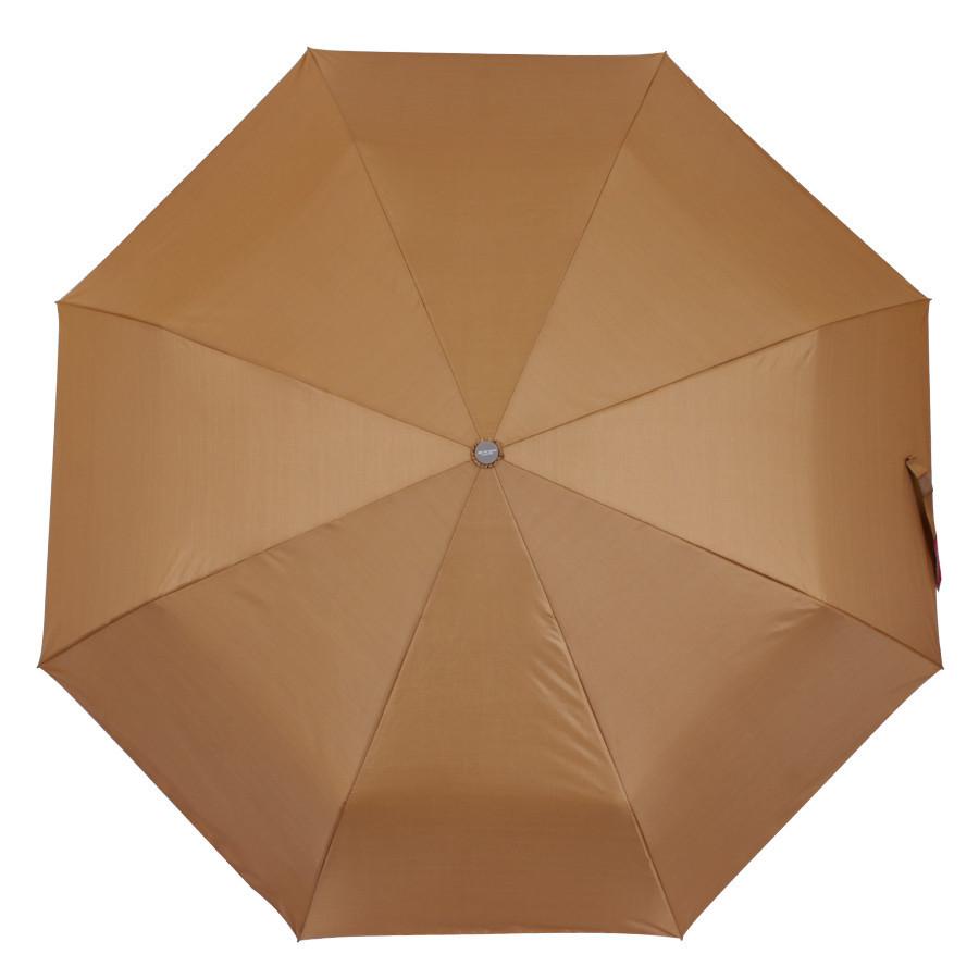 Зонт складной механический Золотой