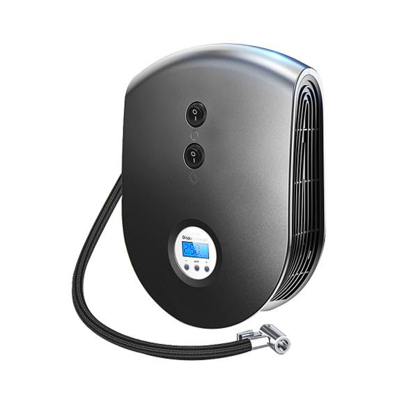 YANTUE26МеталлическийцилиндрАвтоВоздушный компрессор Цифровой надувной Насос Авто Воздух Насос 1TopShop