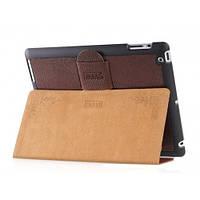 Чехол iCarer для iPad 2/3/4 Genuine Leather Brown