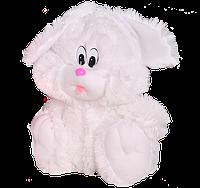 Плюшевая игрушка - Зайка (белый) 55 см.
