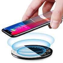 Baseus 10W Visible Qi Беспроводная быстрая зарядная панель QC3.0 для iPhone X S9 S8 Note 8 Plus 1TopShop, фото 3