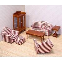 Игровой набор MelissaDoug Мебель для гостиной MD2581