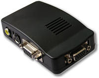 Конвертер видеосигнала AV-VGA TV-501C