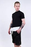Мужской летний МИКС Футболка+Шорты Dark Side, фото 1