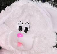 Велика плюшева іграшка - Зайчик (білий) 110 див.