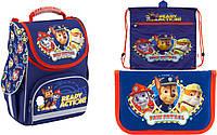 Набор: рюкзак+пенал+сумка для обуви Kite Paw Patrol PAW18-501S, фото 1