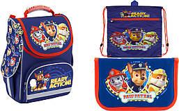 Набор: рюкзак+пенал+сумка для обуви Kite Paw Patrol PAW18-501S