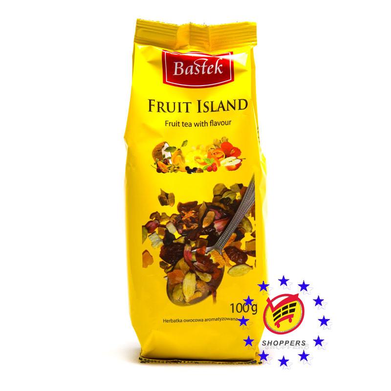 Чай Bastek Fruit Island 100г