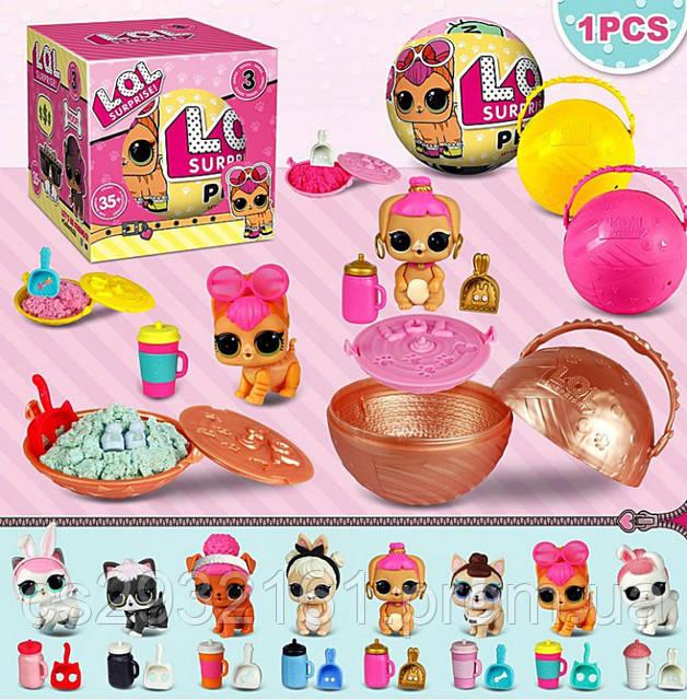 Всемирная популярность куколки L.O.L.