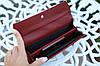 Кошелек женский кожаный бордовый модный Balisa, фото 8