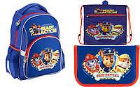 """Набор: рюкзак+пенал+сумка для обуви Kite """"Щенячий патруль"""" PAW18-513S"""
