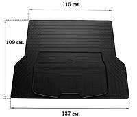 Универсальный коврик в багажник TRUNK MAT UNI BOOT L (Stingray)