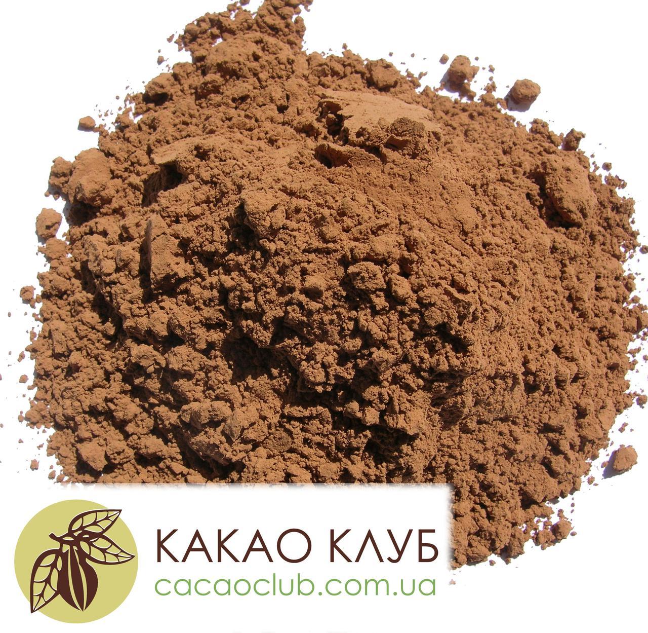 Какао порошок 10-12%, NA55, неалкализированный, Cargill Gerkens Нидерланды, 1 кг
