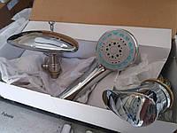 Смеситель на борт ванны с душем трехпозиционный Triton Ниагара хром