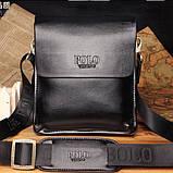Мужская сумка барсетка  Polo Videng, фото 2