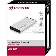 Карман для жесткого диска 2.5 USB3.0 Transcend TS0GSJ25S3 SATA