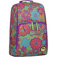 Украина Школьный рюкзак Bagland Стингер 16 л. дизайн метелики (0014960), фото 1