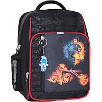Украина Рюкзак школьный Bagland Школьник 8 л. черный 31м (0012870), фото 1
