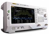 Аналізатор спектру з трекінг-генератором Rigol DSA875-TG, фото 2