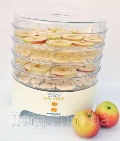 Сушилка для овощей и фруктов Niewiadow 970.01 PS
