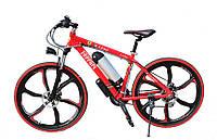 Электровелосипед Ferrari electrobike RD Красный 750 (20181116V-6)