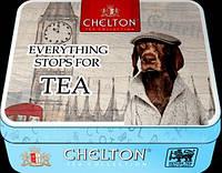 Чай черный крупнолистовой Все останавливается для чая Chelton,ж\б, 60 гр
