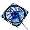 12cm 3 Pin 4 Pin LED Охладитель охлаждающего вентилятора с подсветкой для процессора PC Mining Чехол 1TopShop, фото 5