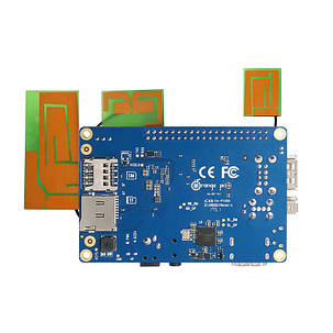 Orange Pi 4G-IOT 1G Cortex-A53 8GB EMMC Поддержка 4G SIM-карты Bluetooth Android6.0 Mini PC 1TopShop, фото 2