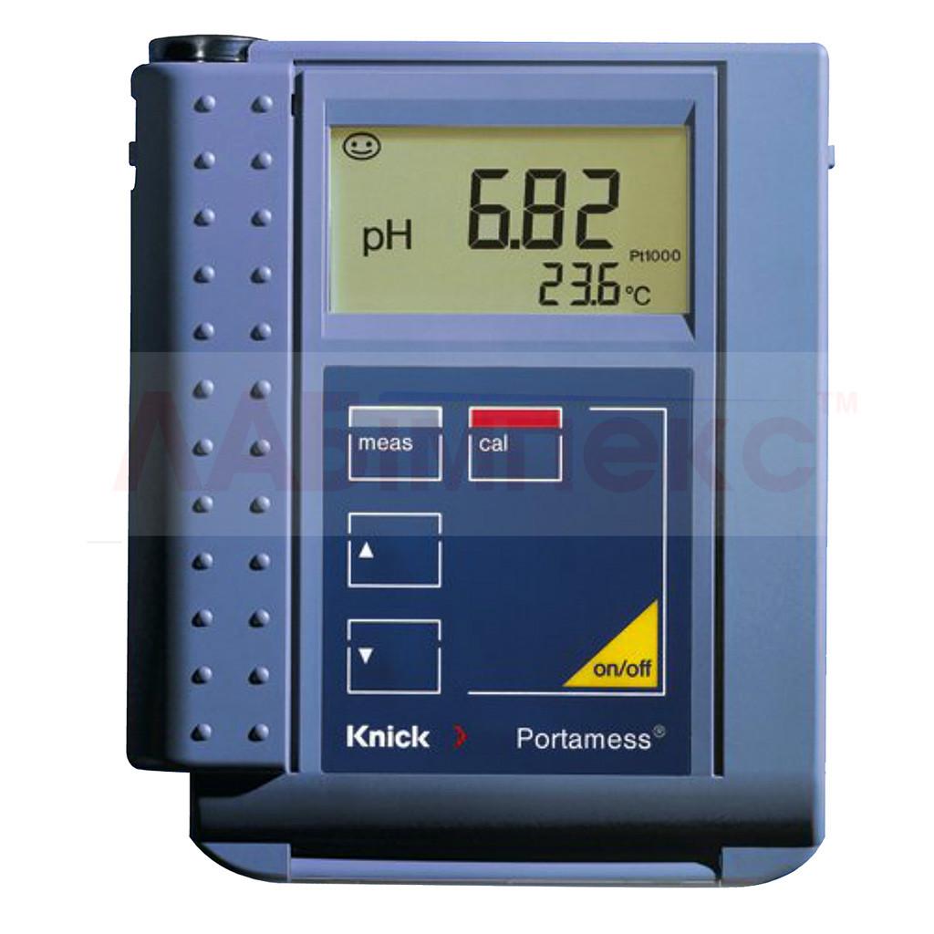PН-метр Knick Portamess® 911 pH (Knick, Германия)