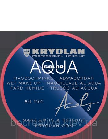 Розовый  аквагрим AQUACOLOR 8 мл (оттенок 031)