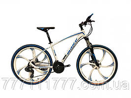 "Make bike Велосипед на литых дисках MTB2 26"" white белый Гарантия! ХИТ 2018"