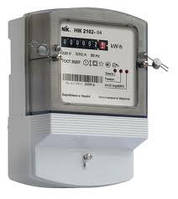 Счетчик однофазный NIK 2102 электромеханический