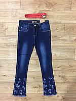 Джинсовые брюки на девочек оптом, Grace, 134-164 рр