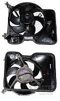 Вентилятор осн радиатора для Opel Omega B 1994-2003 1341171, 9057070