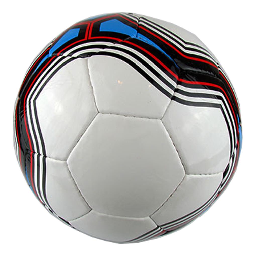 """Мяч футбольный UNIT 20145-US """"Волна цветная"""""""