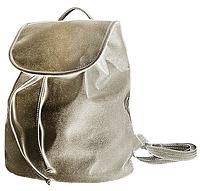 Рюкзак з кришкою Mod MAXI золотистий / Рюкзак с крышкой золотистый, фото 1
