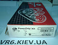 Ремень ГРМ с роликами, комплект, KIA Rio, Cerato