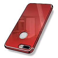 ЗеркальноепокрытиеKISSCASEСблесткамиЖесткий ПК Защитный Чехол для iPhone 7/7Plus