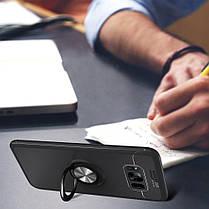 C-KU360ºВращающийсякольцевойзахватKicktand Защитный Чехол Для Samsung GalaxyS8 1TopShop, фото 3