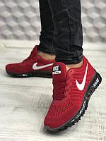 Кроссовки Nike красные