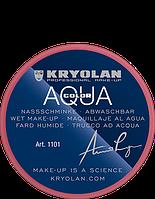 Розовый  аквагрим AQUACOLOR 8мл(оттенок 03 EG)